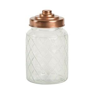 Recipient din sticlă T&G Woodware Lattice, 950 ml