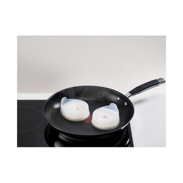 Sada 2 bílých tvořítek na vejce Joseph Joseph Froach Pods