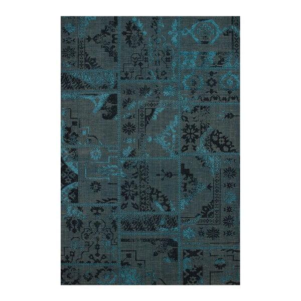 Koberec Cottage 160 turquoise, 80x150 cm
