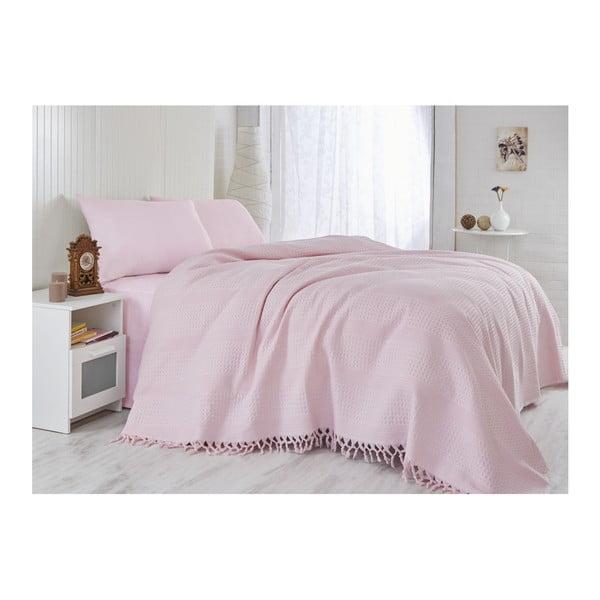 Mia könnyű ágytakaró egyszemélyes ágyhoz, 180 x 240 cm