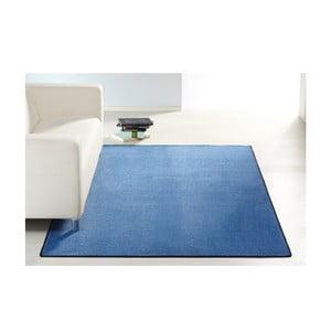 Modrý koberec Hanse Home Nasty, 140 x 200 cm