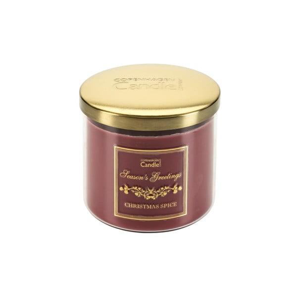 Svíčka Christmas Spice, 50 hodin hoření