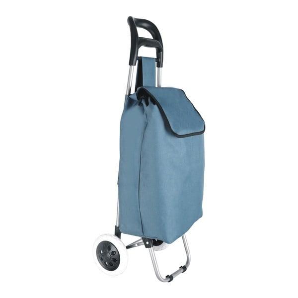 Tmavě šedá taška na kolečkách Hero Chariot, 32 l