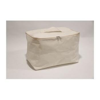 Coș depozitare cu fermoar Compactor Soft, 39 x 26 x 27 cm imagine