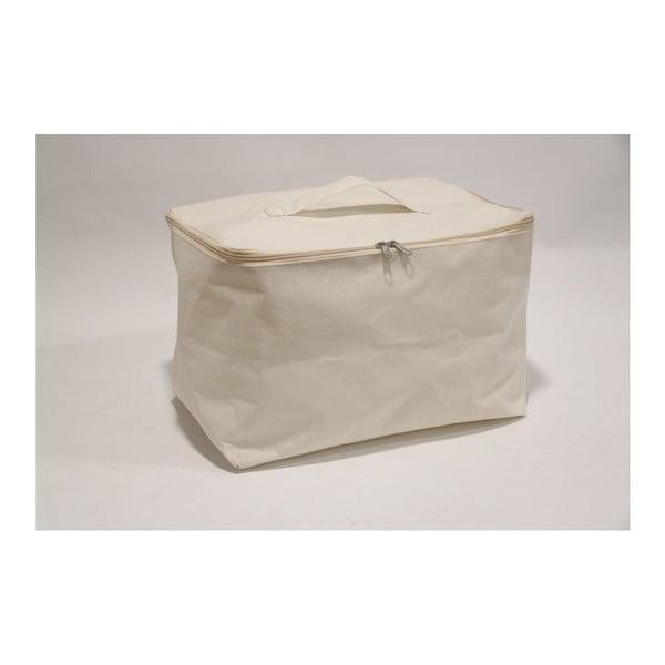 Coș depozitare cu fermoar Compactor Soft, 39 x 26 x 27 cm