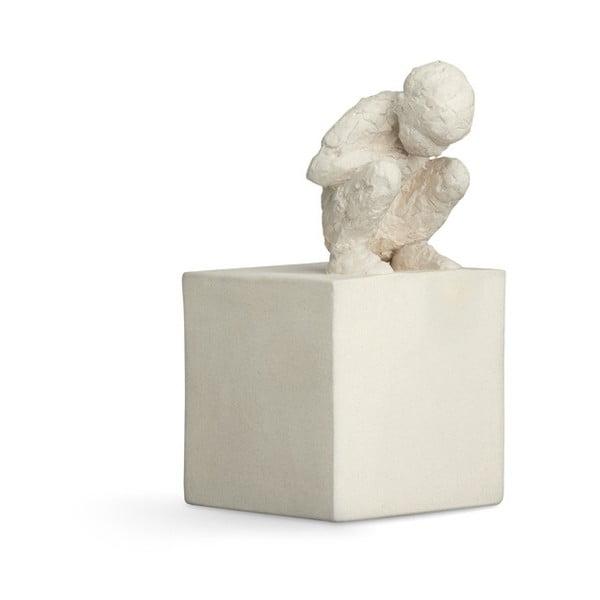 Statuetă din ceramică Kähler Design Character The Curious One