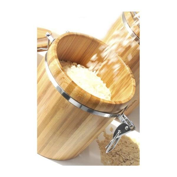 Recipient din bambus Sante