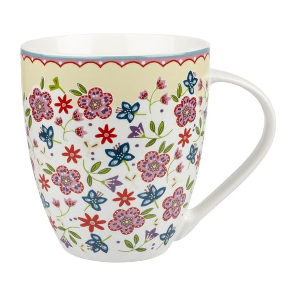 Hrnček z kostného porcelánu Churchill China Caravan Crush Penryn, 500 ml