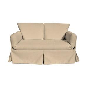 Canapea extensibilă cu 3 locuri 13Casa Roma Matrix, bej