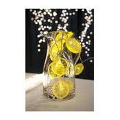 Světelný LED řetěz Best Season Fruity Lemons, 10 světýlek