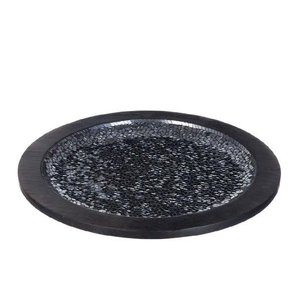 Tác Black Mozaic L