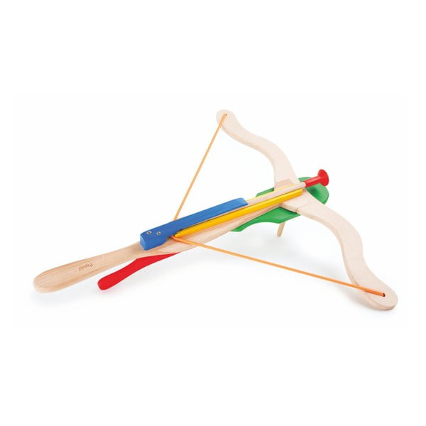 Dřevěná kuše Legler Crossbow