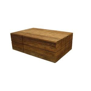Konferenční stolek  z teakového dřeva HSM collection China