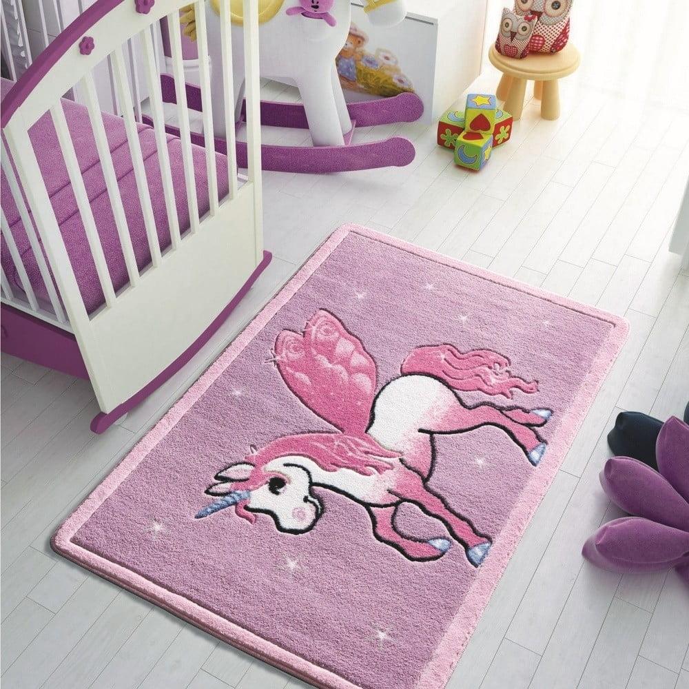 Dětský koberec Pony, 100 x 150 cm