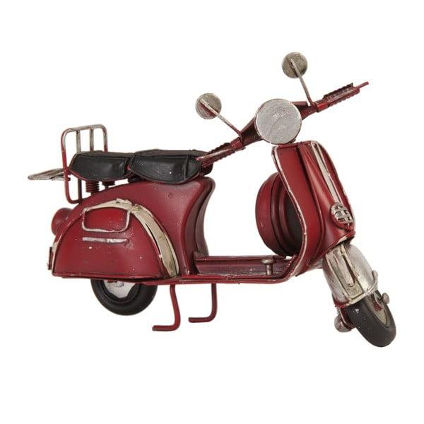 Dekorativní objekt skútru Scooter