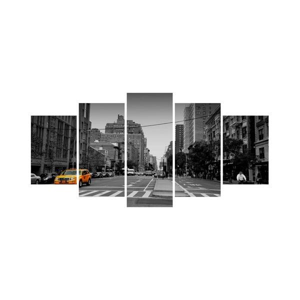 Vícedílný obraz Black&White no. 75, 100x50 cm