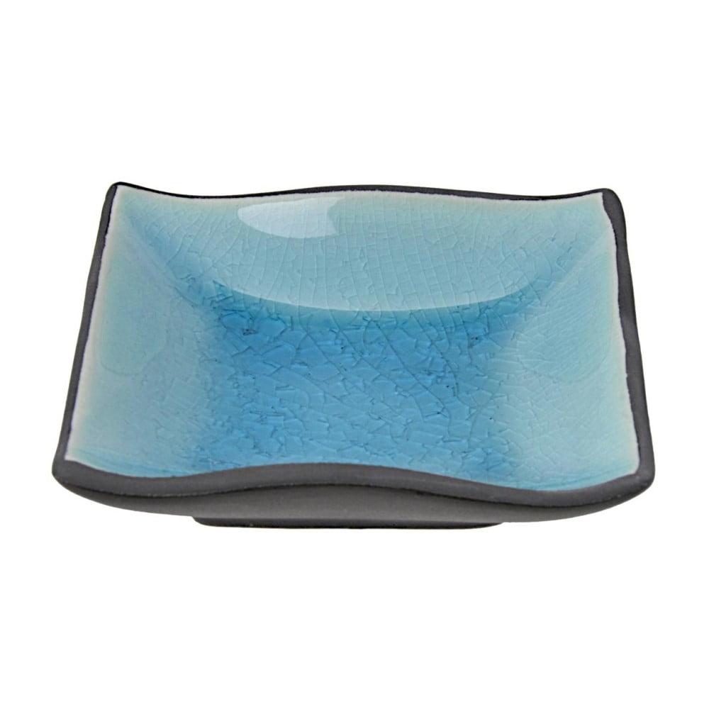 Miska z glazované kameniny Tokyo Design Studio Glassy,9x9cm