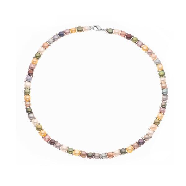 Náhrdelník s říčními perlami Hara
