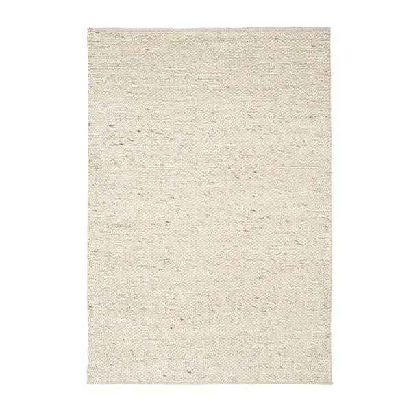 Vlněný koberec Nordic Grey, 160x230 cm