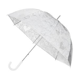 Transparentní deštník Walking Birdcage Themed Design