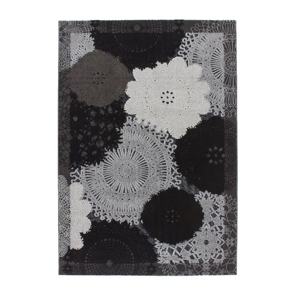 Koberec Hypnosis 516 Gray, 80x300 cm