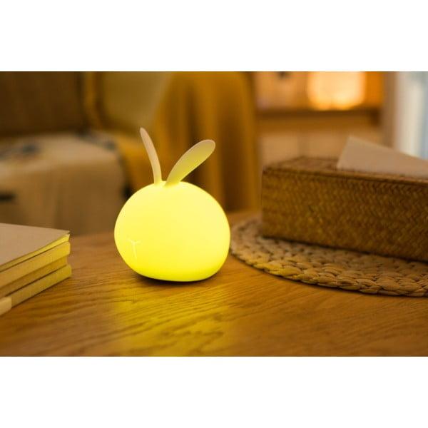 Stolní dotyková lampička Qushini Rabbit