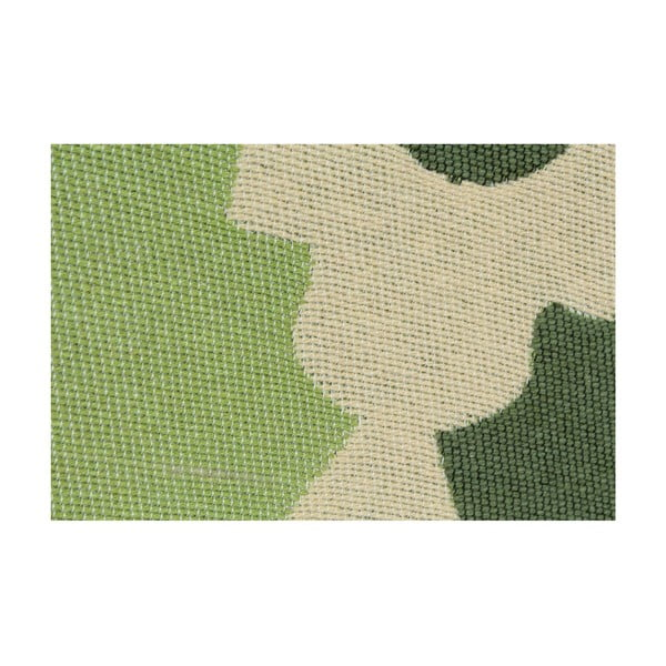 Zelený koberec Floorist Baklava Green, 60x90cm