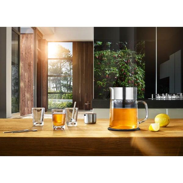 Konvice se sítkem na sypaný čaj Blomus Tea Jane, 1l