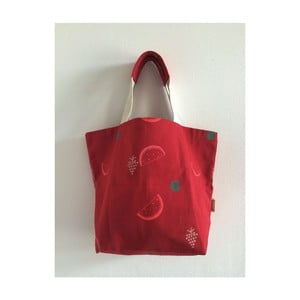 Plátěná taška Arena Red
