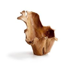 Váza Wooden Moycor Erosi
