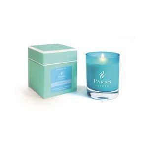 Svíčka s vůní hyacintů Parks Candles London  Belief Moods Turquoise, 50 hodin hoření