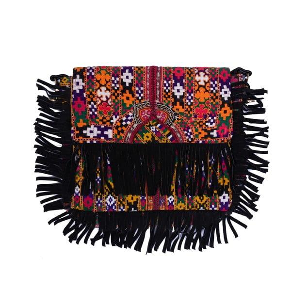 Ručně šitá taška Bolso Banjara Flecos