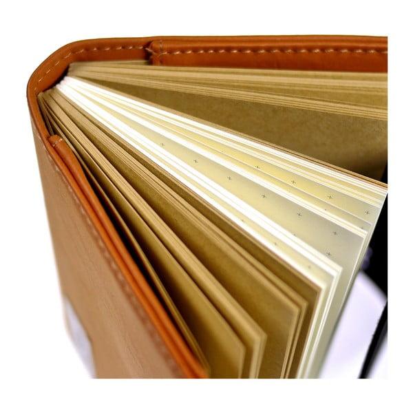 Elegantní zápisník Origin, hnědý