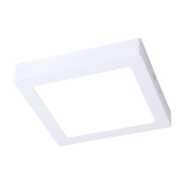Bílé venkovní stropní svítidlo S LED světlem SULION Pluriel Square