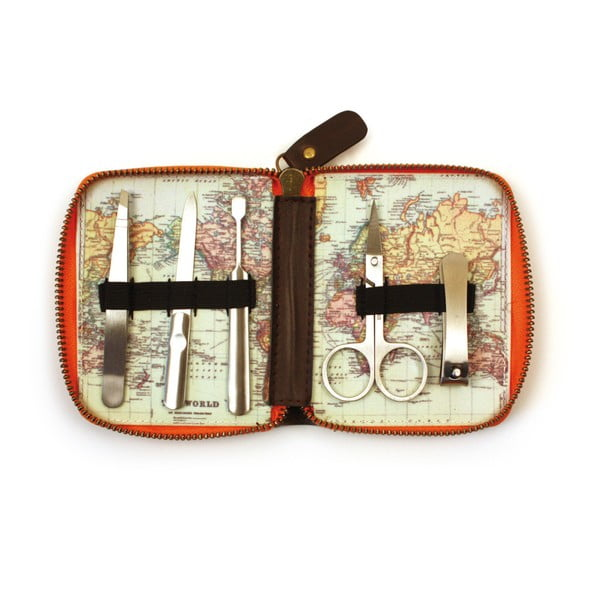 Set manichiură Gift Republic Manicure Kit