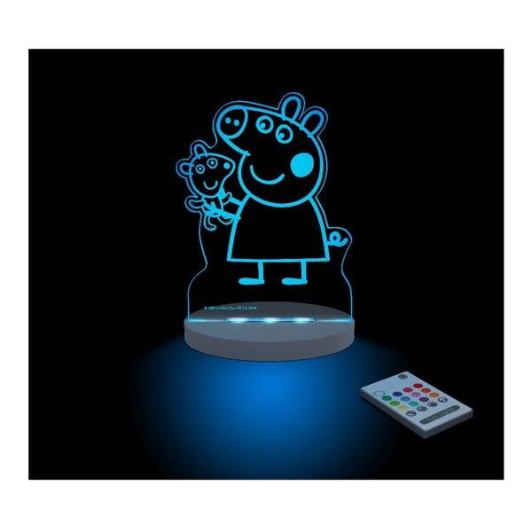 Dětské LED noční světýlko Peppa Pig Teddy