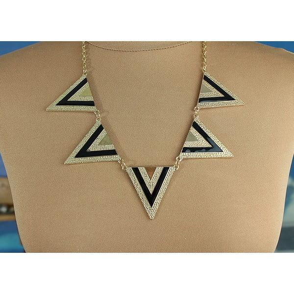 Náhrdelník Triangle Choker