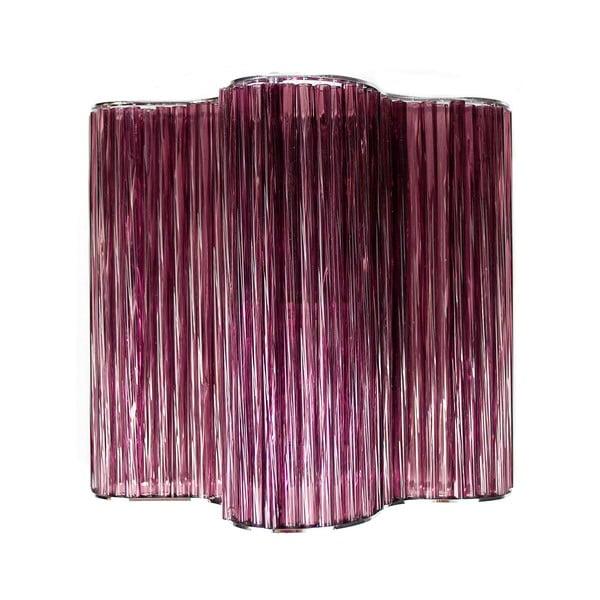 Nástěnné svítidlo Ferro Cristal Purple