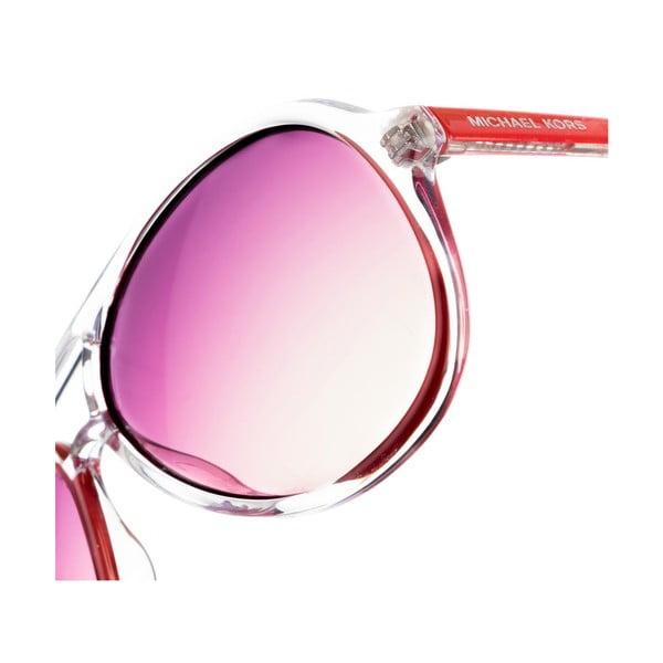 Pánské sluneční brýle Michael Kors M2811S Transparent Red