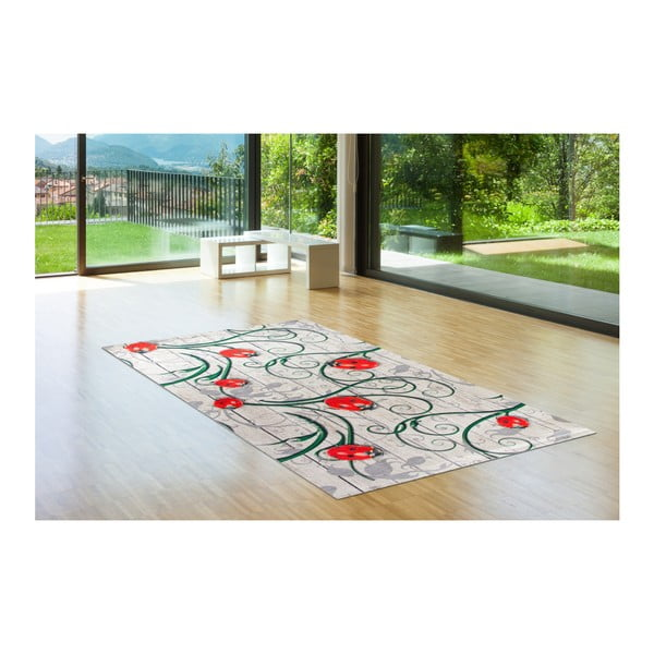 Fleur szőnyeg, 80x140 cm - Vitaus