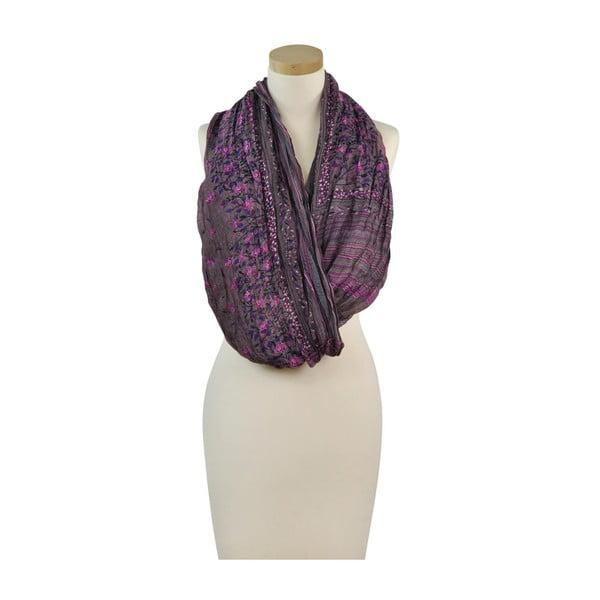 Šátek Silvia Purple