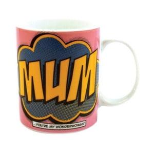 Komiksový hrnek Mum