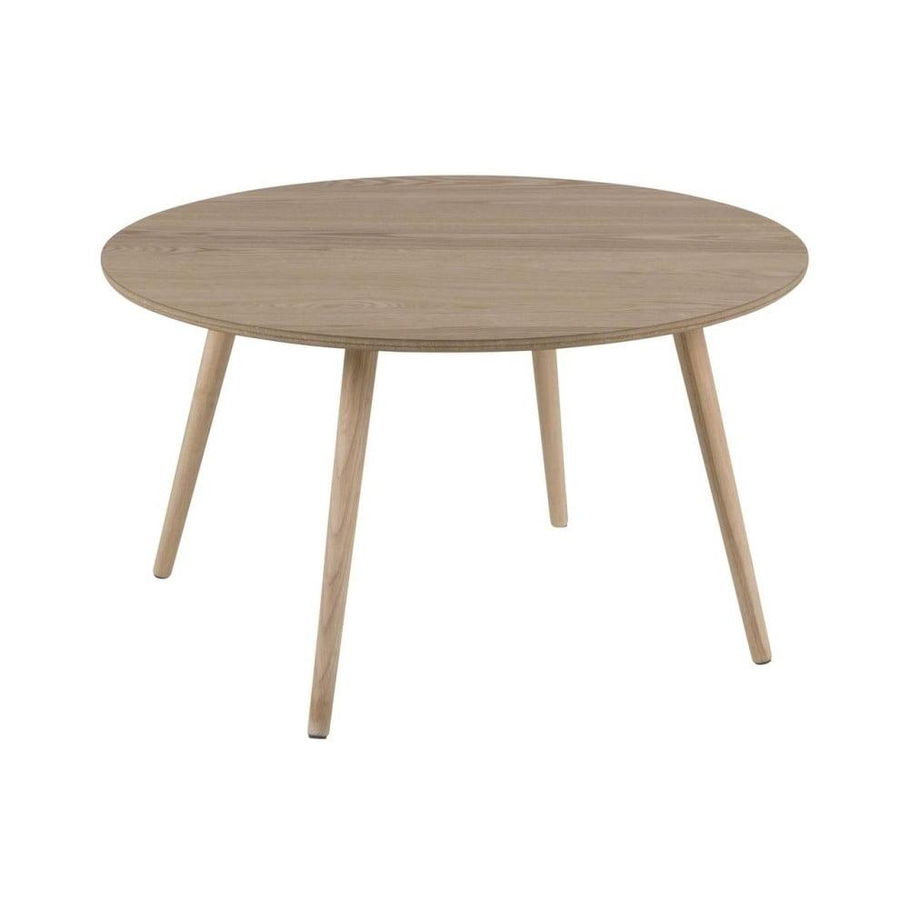 Kulatý konferenční stolek Actona Stafford, ø 80 cm