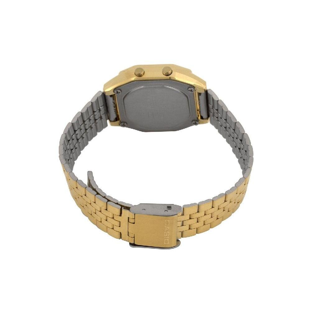 Dámské hodinky Casio Gold Black ... 3596a7133c