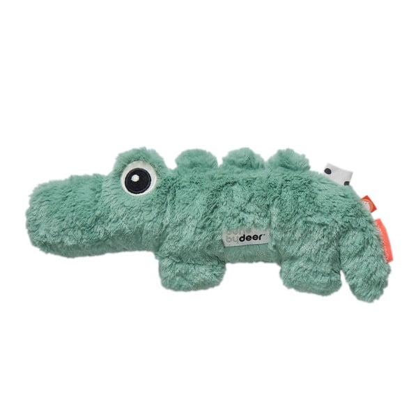 Malá zelená mazlicí hračka Done by Deer Croco