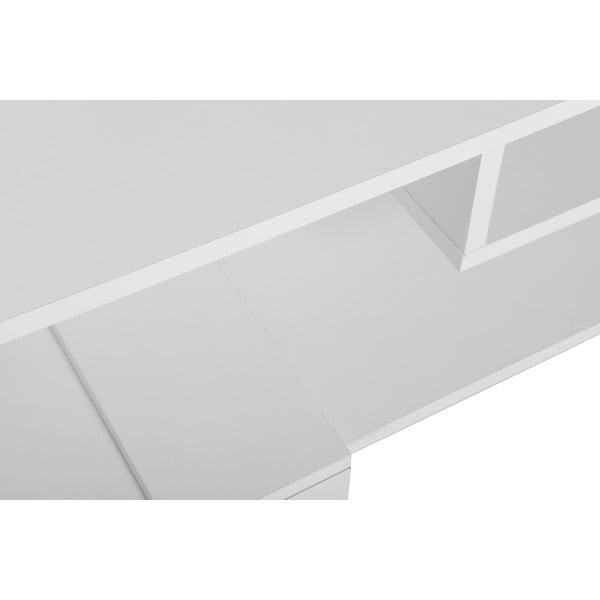Konferenční stolek Floransa White