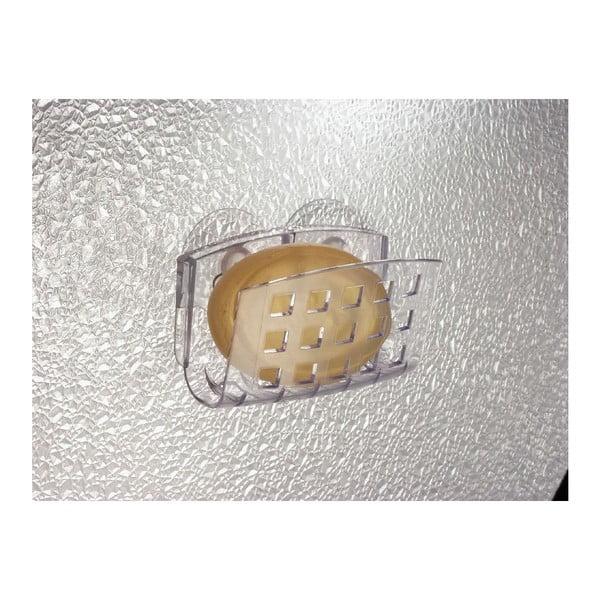Stojan na mýdlo s přísavkou InterDesign Soap Cradle