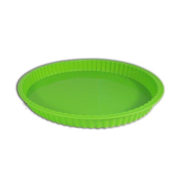 Silikonová forma na koláč Green Mould, 30 cm