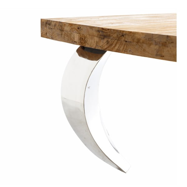 Konferenční stolek z recyklovaného dřeva Denzzo Milan