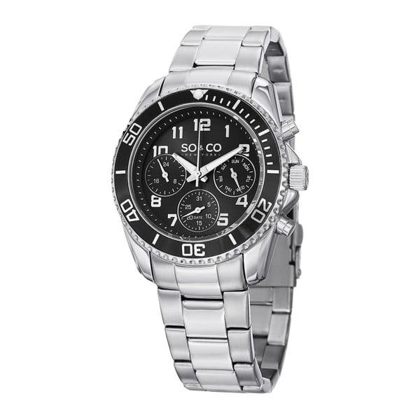 Pánské hodinky Yacht Go Black